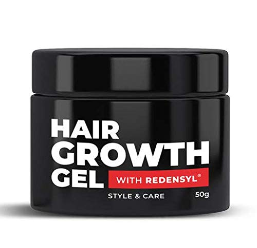 BEARDO Hair Growth Gel For Men, 50 g