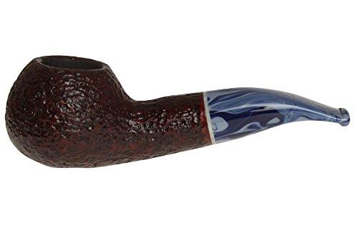 Savinelli Oceano 320 KS Rustic Tobacco Pipe - Author