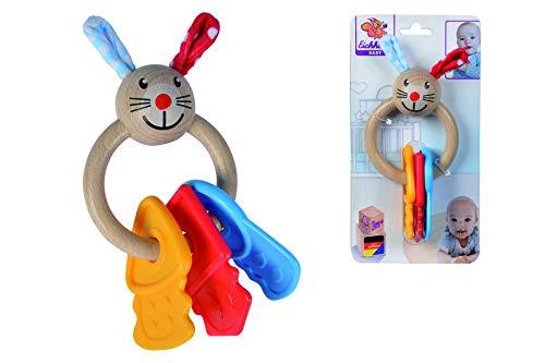 Eichhorn 100017035 Teething Ring Multi-Coloured