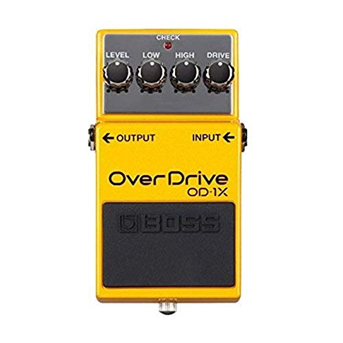 Boss Compact OD-1X OverDrive