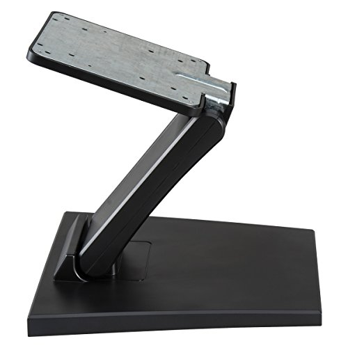 Wearson WS-03A Adjustable LCD TV Stand Folding Metal Monitor Desk Stand with VESA Hole 75x75mm&100x100mm