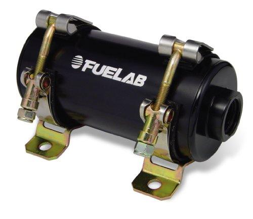 Fuelab 41401-1 Prodigy High Pressure EFI Black In-Line Fuel Pump