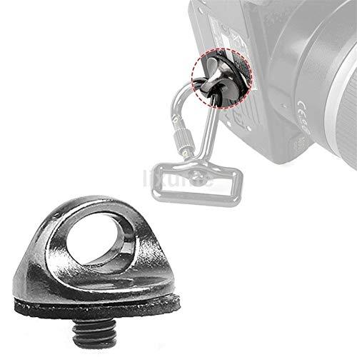 Nieuwe 1/4 inch schroef voor DSLR SLR camera-draagriem statief Agile wisselplaat montage CA elektrisch & handgereedschap