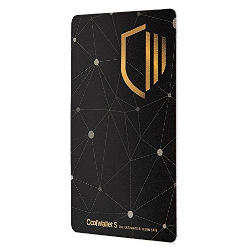Portafoglio hardware Bluetooth Coolwallet S per la memorizzazione di...