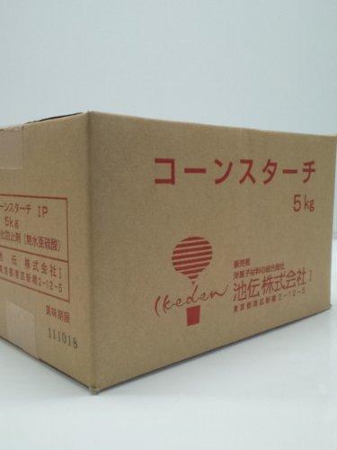 ●コーンスターチ箱入 5kg