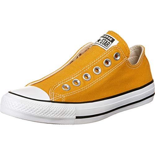 Converse Chucks CTAS Slip 166768C Gelb, Schuhgröße:39