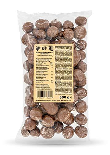 KoRo - Skinny Dipped Gefriergetrocknete Himbeeren in Vollmilchschokolade - 500 g