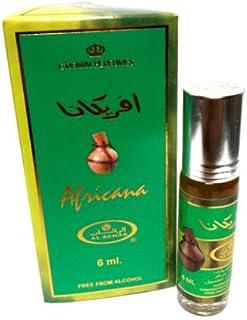 Africana 6ml Mejores Ventas al Rehab Aceite de Perfume–Alta calidad fragancia
