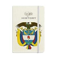 コロンビア国家エンブレムの国 歴史ノートクラシックジャーナル日記A 5