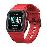 Zeblaze Ares Smart Watch per Android IOS, tracker fitness con bancomat cardiofrequenzimetro, orologio sportivo Bluetooth con monitor del sonno monitor per la pressione sanguigna