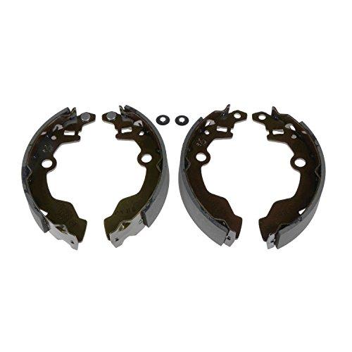 Preisvergleich Produktbild Blue Print ADK84131 Bremsbackensatz (hinten,  2 Bremsbacken)