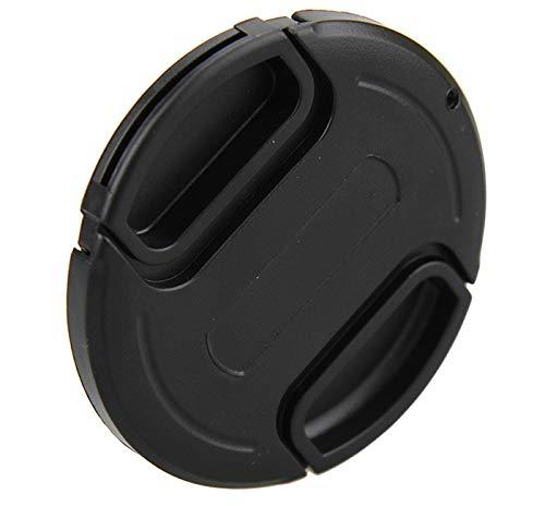 Maxsimafoto®–55mm Aufsteck-Objektivdeckel–zum Anklipsen–mit Schnur für Sony HX300, HX400, H400, ALPHA SAL-1855, SAL-1870, SAL-35F14G, SAL-35F18, SAL-50F14, SAL-50M28, SAL-55200, SAL-55200 2, SAL-75300, SAL-85F28, SAL-100M28, SAL-500F80