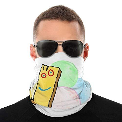 SVDziAeo Nasculi Plank and Jawbreakers Staubdichtes winddichtes Gesicht Bandana Protection Varietät Kopftuch Unisex