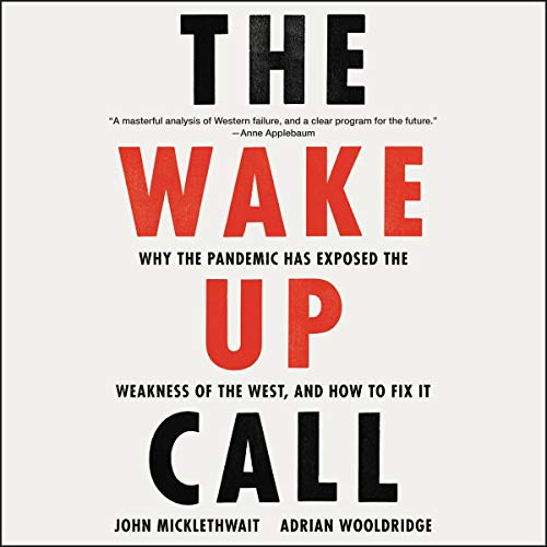 Page de couverture de The Wake-Up Call