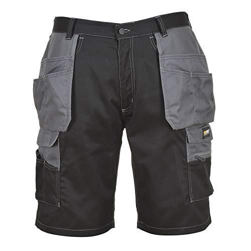 Portwest-Iona Hi-Vis Sicurezza Workwear Maglietta a maniche corte