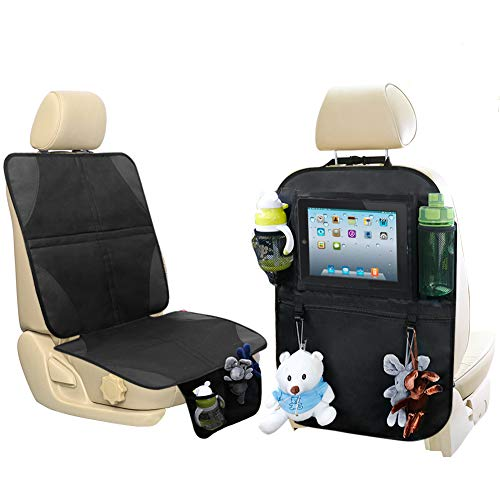 Car Seat Protector and Rear Back...