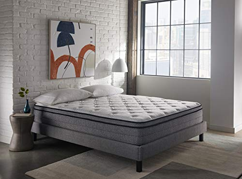 Early Bird Fusion 12-inch Hybrid Memory Foam and Spring Mattress, Medium Plush Comfort, Bed in Box, CertiPUR-US Certified Foam, No Harmful Chemicals, Handcrafted in The USA, 10 Year Warranty, Queen
