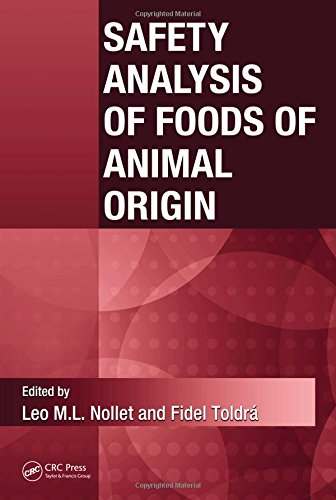 Safety Analysis of Foods of Animal Origin