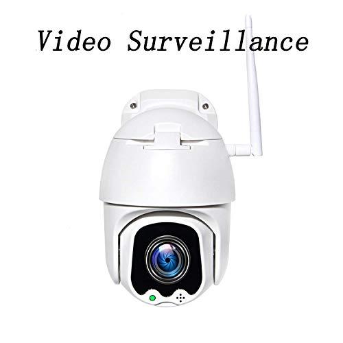 WYJW 1080P-Überwachungskameraset, drahtloses H.264 + CCTV-Videoüberwachungs-NVR-Überwachungskamerasystem wasserdichte 1080P-IP-Kameras für den Innen- und Außenbereich mit 30 Millionen N