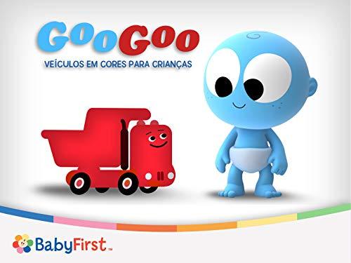 Goo Goo - Veículos em Cores Para Crianças