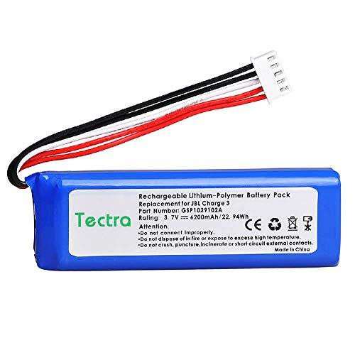 Bateria Compatível Para Caixa De Som Portátil Charge 3