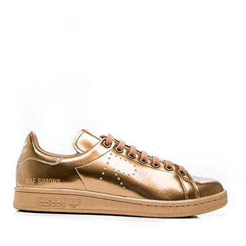 adidas by RAF Simons RAF Simons Stan Smith, Copper Metallic/Copper Metallic/Copper Metallic, UK 10 (US Men's 10.5, US Women's 11.5) Medium