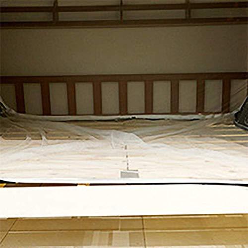 DHTOMC Mosquitera para dormitorio compartido, mosquitero, litera, mosquitero, mosquitero, para cama cuadrada, para dormitorio de estudiante, cortinas opacas (tamaño: 80 x 190 x 100 cm)