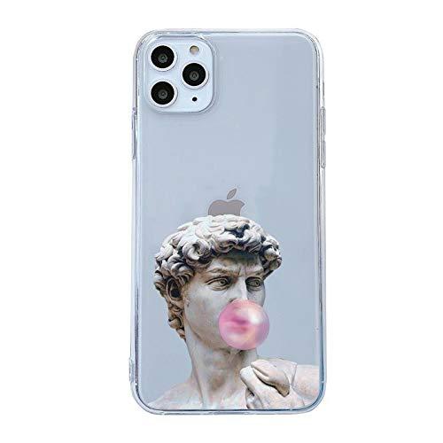 Carcasa para iPhone 7+/8+, diseño de bubblegum