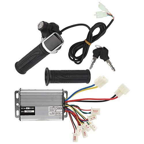 Conjunto de controlador de scooter elétrico, conjunto de controlador de E-bike Conjunto de controlador de triciclo elétrico durável para scooter elétrico de E-bike Triciclo elétrico