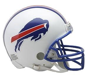 Buffalo Bills 1976-1983 Throwback Riddell Mini Football Helmet - New in Riddell Box