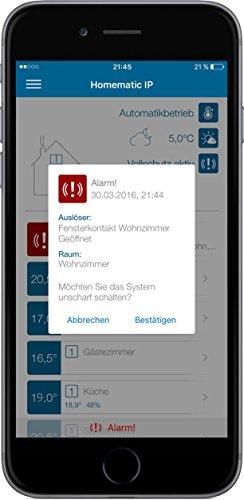 Homematic IP Starter Set Sicherheit - 10