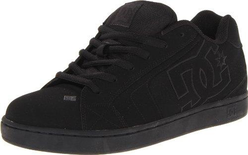 Kauai Textilvertriebs DC Shoes Herren NET Skateboardschuhe, Schwarz (Black 3BK), 52 EU