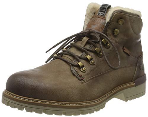MUSTANG Herren 4142-603-360 Klassische Stiefel, Braun (Mittelbraun 360), 42 EU