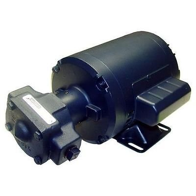 New Haight Hot Oil Motor & Pump Fits Dean Bki Keating Frymaster Pitco Fry Filter