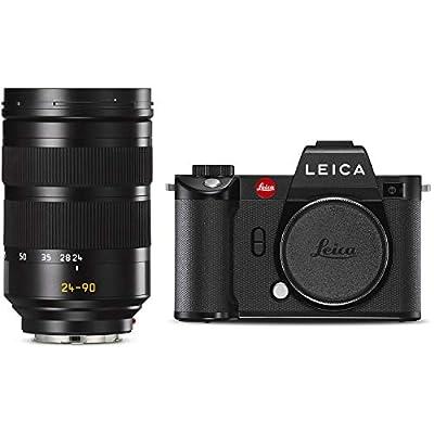 Leica SL2 Mirrorless Digital Camera with Vario-Elmarit-SL 24-90mm f/2.8-4 Aspherical Lens by Leica