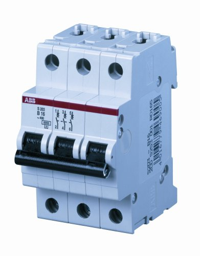 Preisvergleich Produktbild ABB Sicherungsautomat 40A S203-C40
