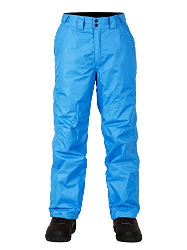 Two Bare Feet Pantalones de Martillo para Esqu&Iacute, Pantalones de Nieve para Hombres, Hombre, Color Azul ártico, tamaño Medium