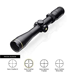 Leupold VX•R Patrol 3-9x40mm rifle scope for meadium range shooting