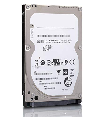 Oemgenuine Toshiba 500GB 2.5 Inch HDD SATA 7200RPM Internal Laptop OEM Hard Drive for PC Mac PS3 PS4 Playstation MQ01ACF050 500 GB 2.5 Inch