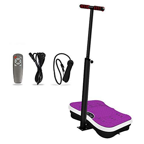 B/H 3D Fitness Pedane Vibranti,Macchina Dimagrante per Massaggi, Macchina per agitazione a Distanza,Pedana Vibrante Dimagrante Professionale