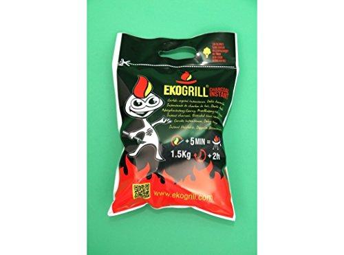 Ekogrill – Carbon Vegetal Barbacoa Autoen 1,5 Kg