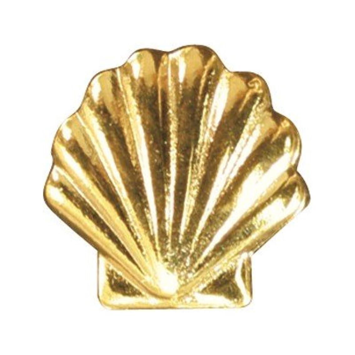 徐々にハーネス偽善者ピアドラ メタルシェル(大)30P ゴールド