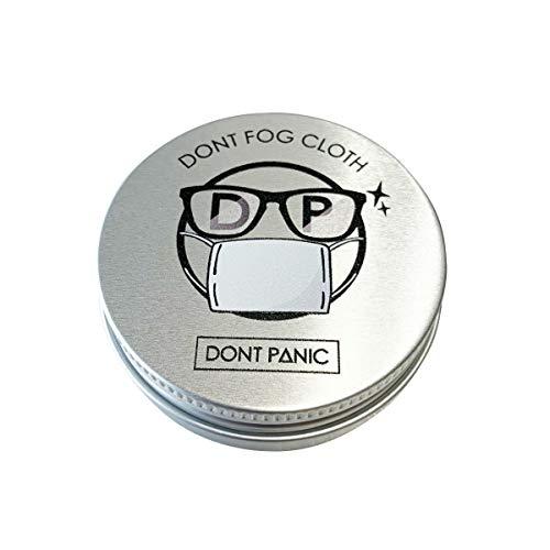 DONT FOG CLOTH メガネのくもり止め フォグストップクロス