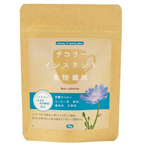 生活の木 チコリー・インスタント 食物繊維 40g