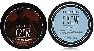 American Crew Defining Paste 85 g / 3oz + Fiber - 85 g