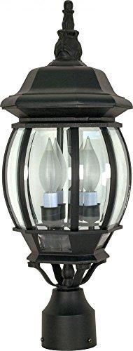Nuvo Lighting 60/899 Three Light Post Lantern