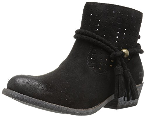 Billabong Womens Nico Boot Shoes, Off Black, 9
