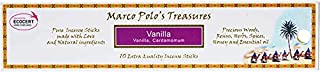 Marco Polo's Treasures Incense Sticks 10 Pieces, 10 Count