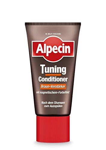 Alpecin Tuning Conditioner Braun-Verstärker, 1 x 150 ml - Farb-Tuning als Spülung nach der täglichen Haarwäsche