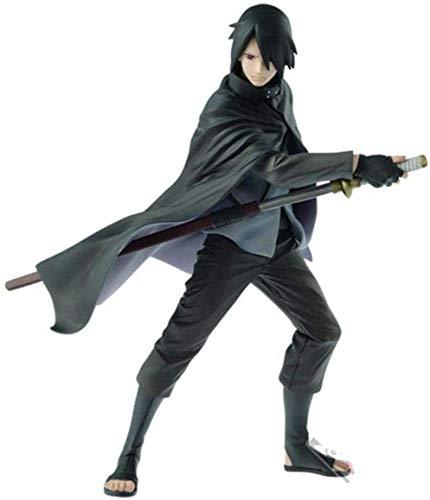 ZXLLY Naruto Uchiha Sasuke Animation Character Model